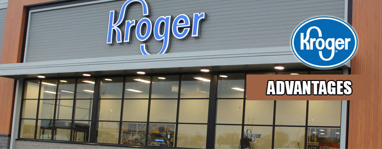 Advantages of Kroger Grocery Store